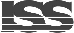 ISS Logo grey