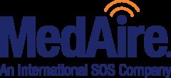 Med Aire logo 2017 2 Color Admiral Blue 4