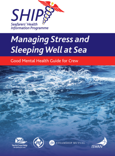 Managing stress and sleeping well at sea yacht crew help