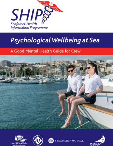 Psychological wellbeing at sea yacht crew help