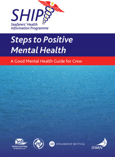 Steps to positive mental health yacht crew help