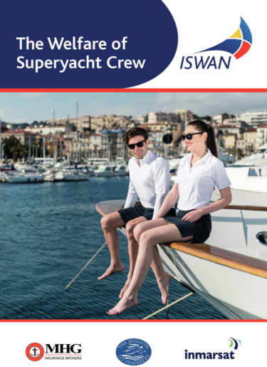 The welfare of superyacht crew