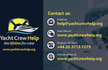 Yachtcrewhelp card